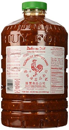 Huy Fong Chili Garlic Sauce, 8.50 Pound (Huy Fong Garlic Chili Sauce compare prices)