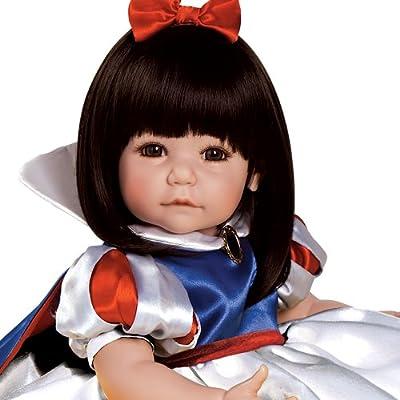 "Adora Baby Doll 20"" Classic Snow White (Dark Brown Hair/Brown Eyes)"