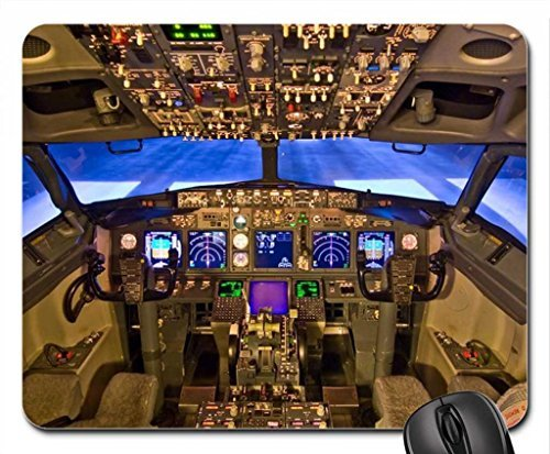 boeing-737-cockpit-mouse-pad-mousepad-102-x83-x-012-inches