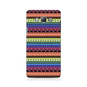 Mobicture Patterns Premium Printed Case For Samsung On 7