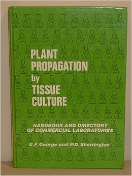 plant tissue culture pdf books