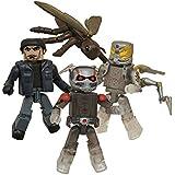 Marvel Ant-Man Minimates Box Set - San Diego Comic-Con 2015 Exclusive by Diamond Select