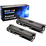 E-Z Ink (TM) Compatible Toner Cartridge Replacement for Samsung 104 MLT-D104S (2 Black Toners) Compatible With ML-1661 ML-1667 ML-1665 ML-1675 ML-1666 ML-1865W Printer
