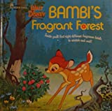 img - for Bambi's Fragrant Forest: Based on the Original Story by Felix Salten (Golden Scratch&Sniff Book) book / textbook / text book
