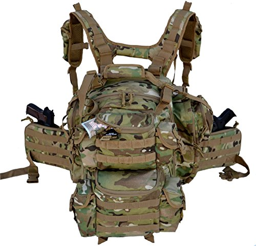 Explorer B99 MultiCam Tactical Backpack