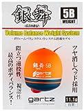 ガルツ(gartz) 銀舞(ギンブ) 5B/オレンジ
