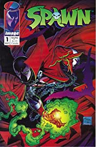 Amazon Com Spawn 1 First Issue Comic Book Other