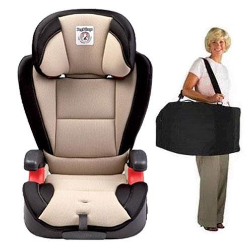 Peg Perego Viaggio Hbb 120 Car Seat - Crystal Beige With Carrying Case front-1018573