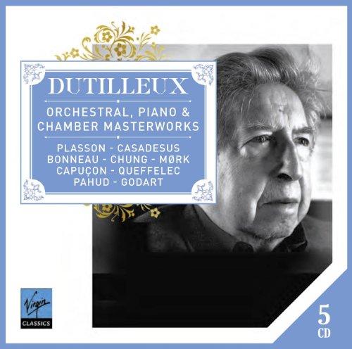Dutilleux - Hors Orchestre (Chambre, Piano, Mélodies) 51q3krJiJ3L