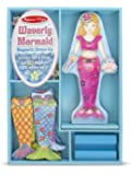 Melissa & Doug Waverly Mermaid Magnetic Dress Up