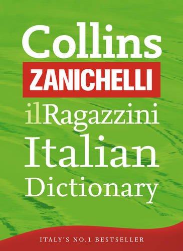 Collins Zanichelli Il Ragazzini Italian Dictionary PDF