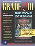 Grade Aid Workbook with Practice Tests for Educational Psychology, MyLabSchool Edition (0205354203) by Sternberg, Robert J.