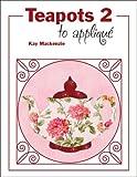 Teapots 2 to Applique