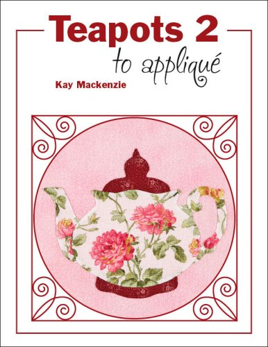 Teapots 2 to Applique (Teapot Kit compare prices)