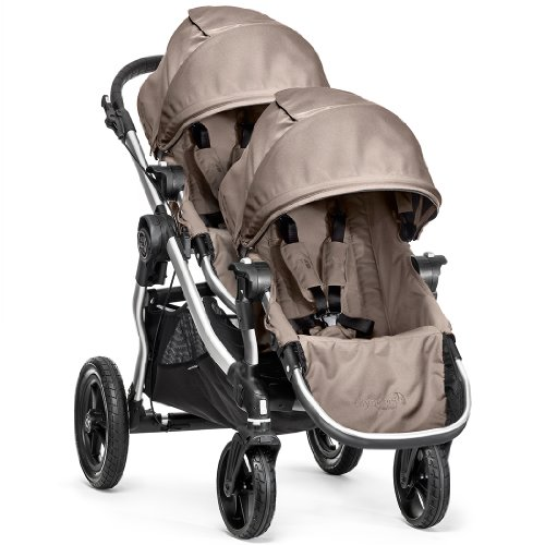 Baby Jogger 2014 City Select Stroller W/2Nd Seat, Quartz front-926246