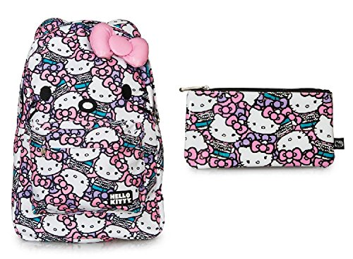 Loungefly-Hello-Kitty-Backpack-Back-Pack-Pencil-Case-Bundle-Set