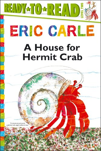 A House for Hermit Crab (The World of Eric Carle) (Mister Seahorse compare prices)