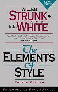 Cover of &quot;The Elements of Style, Fourth E...