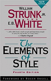 Amazon.com: The Elements of Style, Fourth Edition