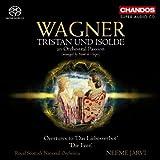 Wagner: Tristan Und Isolde Orchestral Passion, Liebesverbot, Die Feen Overtures