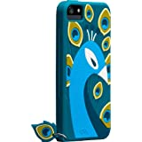 Case Mate Peacock Creatures Cases for Apple iPhone 5 - Blue