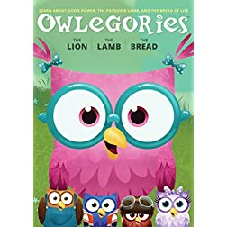Owlegories Vol. 5 - The Lion, the Lamb, and the Bread
