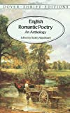 English Romantic Poetry: An Anthology (0486292827) by Appelbaum, Stanley
