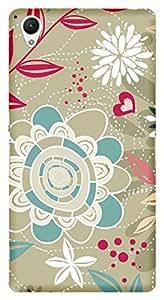 TrilMil Printed Designer Mobile Case Back Cover For Sony Xperia Z3