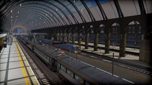 Train Simulator 2014 - East Coast Main Line London-Peterborough Route Add-On Steam Code galerija
