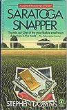 Saratoga Snapper: A Charlie Bradshaw Mystery