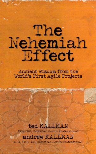 The Nehemiah Effect: Ancient Wisdom From The World's First Agile Projects by Ted Kallman ebook deal
