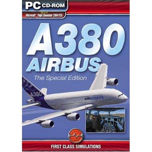 A380 Special Edition - dodatek za Flight Simulator 2004 / X  (PC)