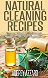 Natural Cleaning Recipes: Master the Art of Natural and Organic Cleaning (Green House Keeping - Organic Cleaning Recipes from Natural Ingredients)