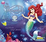 2014 The Little Mermaid Wall Calendar