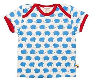 Loud + Proud - Camiseta de manga corta con cuello redondo para bebé