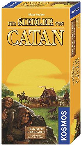 Kosmos Die Siedler von Catan Händler und Barbaren für 5-6 Spieler