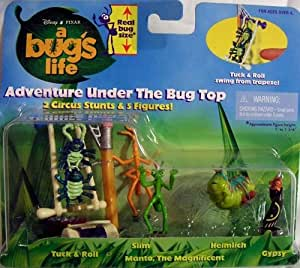 A bugs life toys much more