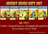 Enid Blyton Enid Blyton SECRET SEVEN GIFT SET / PACK / COLLECTION - Book 1 2 3 4 5 The Secret Seven Secret Seven Adventure Well Done, Secret Seven Secret Seven on the Trail Go Ahead, Secret Seven (RRP: £19.97) (Secret Seven Series)