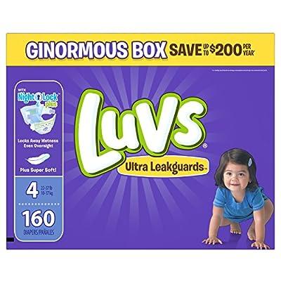 Luvs Ultra Leakguards Diapers