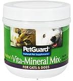 PetGuard Anitra's Vita-Mineral Mix Natural Pet Supplement, 8 Ounce