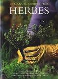 echange, troc Paul Seitz - Le manuel complet des herbes