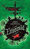 Das Buch Emerald: - Band 1 - Die Chroniken vom Anbeginn