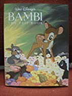 Bambi The Flip Book by Tabori & Chang…