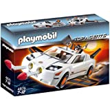 Playmobil - 4876 - Jeu de construction - Voiture des Agents Secrets