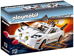 Playmobil  Agentes Secretos - Super vehículo secreto (4876)