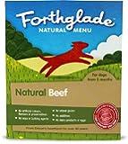 Forthglade Natural Beef Menu 395 g (Pack of 18)