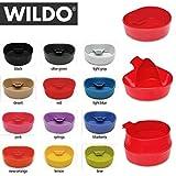 (ウィルド)WILDO w-facb Fold-a-cup_Big アウトドア カップ 日本正規品 Syringa