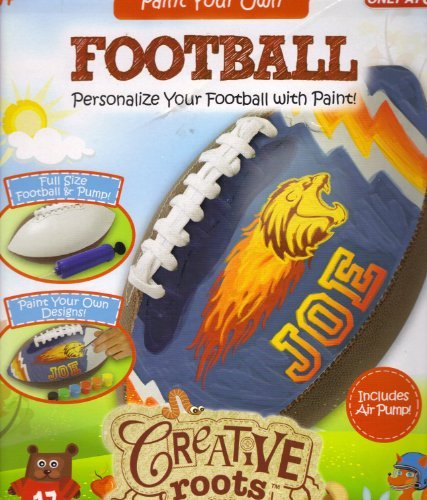 CREATIVE ROOTS Paint Your Own Football by Creative Roots online bestellen