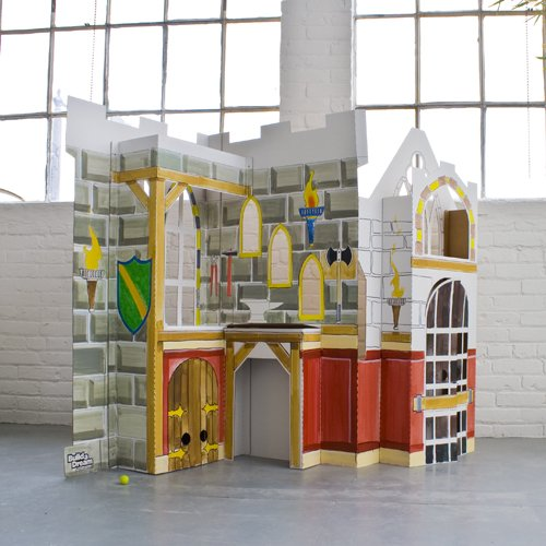 Pop N Play Castle for Children