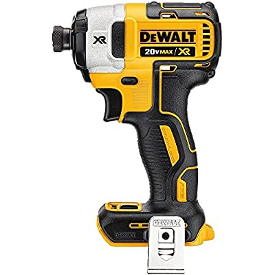"DEWALT DCF887B 20V MAX XR Li-Ion Brushless 0.25"" 3-Speed Impact Driver by DEWALT"